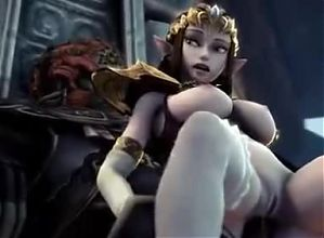 Zelda's royal ass